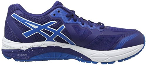 Gel race blue Asics 13 Uomo 400 Blu Blue Running foundation Da Scarpe Print 2e dzqxPz