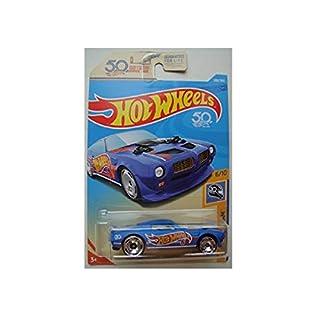 Hot Wheels HW 50 RACE TEAM 6/10, BLUE '70 PONTIAC FIREBIRD 288/365
