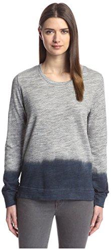 dip dye sweatshirt - 3
