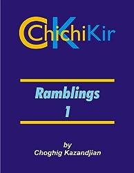 Ramblings 1