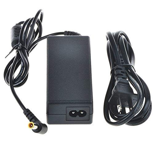 CJP-Geek 19V AC Adapter for Samsung A4819-FDY UN32J4000AF UN32J4000AGXZD UN22H5000 UN32J4000 UN32J400DAF UN32J5205 BN44-00835A (Power Cord Tv Model Number)