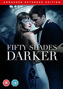 Fifty Shades Darker Unmasked Edition [DVD + Digital Copy] [2017]