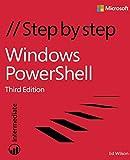 Windows PowerShell Step by Step: Step by Step: Intermediate