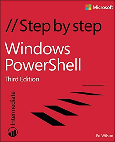 Libro PDF Gratis Windows Powershell Step By Step: Step By Step: Intermediate