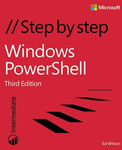 Windows PowerShell Step by Step (Best Scripting Language For Windows)