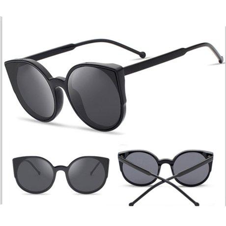 nbsp; Gafas de Gafas de sol mujeres de GGSSYY nbsp;moda espejo nbsp;para Gafas Gafas masculino nbsp; de de BLACK Gafas ojo nbsp; sol hombre Mt Vintage de Gafas sol gato de mujer 8dFzw