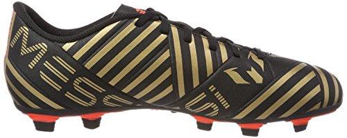 Fxg 17 Messi 000 Nemeziz 4 De Adidas Ormetr Chaussures negbas Football Noires Hommes Pour Rojsol 1qxI0w6xX