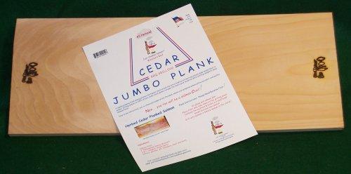 Western Cedar Jumbo Plank thick product image