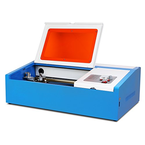 Mophorn Laser Engraving Machine 40w Co2 Laser Engraver 300
