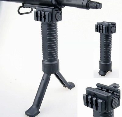 Mystool Tactical Angled, Foldable, Folding, Bipod Handle System