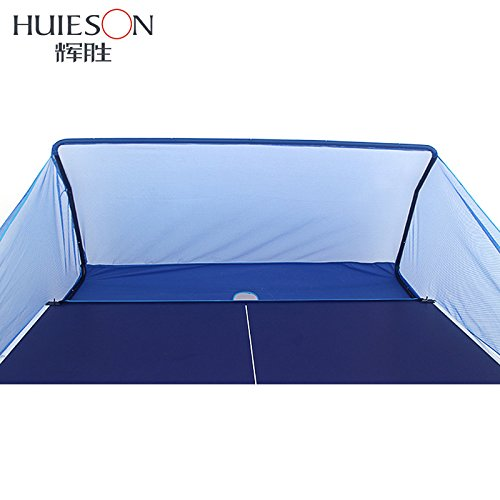 LANFIRE professionnel de tennis de table Ball Catch Net Balle de ping pong Collector Filet pour tennis de table d'entraînement de tennis de table Accessoires