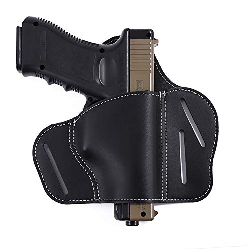 YTBLF Pistol Carrying System, Concealed Carrying Leather Case, Universal...