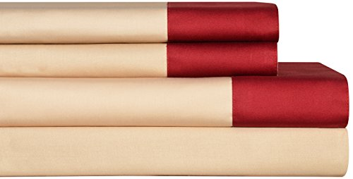 Pointehaven 4-Piece Coronado Sheet Set, King - Coronado Comforter
