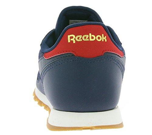 Reebok Classic CL Leather DG zapatilla de deporte señoras azul AR2042 azul