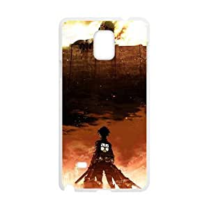 Attack on Titan Cell Phone Case for Samsung Galaxy Note4 by icecream design