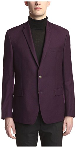 Versace-Mens-Collection-Notch-Lapel-Purple-Sport-Coat
