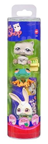 Littlest Pet Shop Tube - Spring Theme Collection