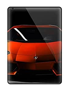 Fashion Tpu Case For Ipad Air- Lamborghini Aventador Doors Defender Case Cover