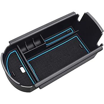 Armrest Storage Box Pallet Center Console Tray Holder for Toyota C-HR 2017-2019