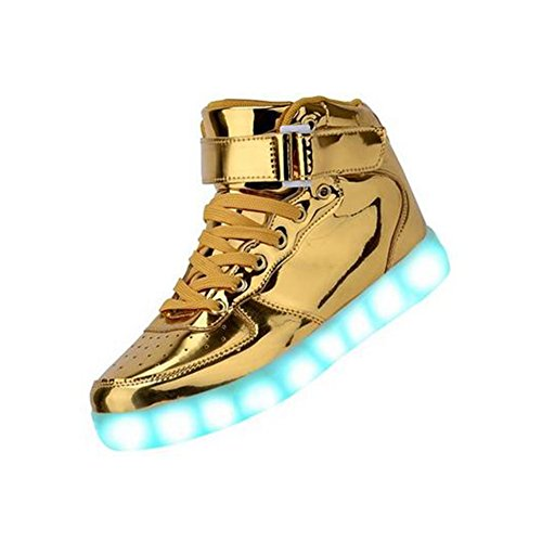 women-high-top-usb-charging-led-shoes-flashing-sneaker-75us-gold