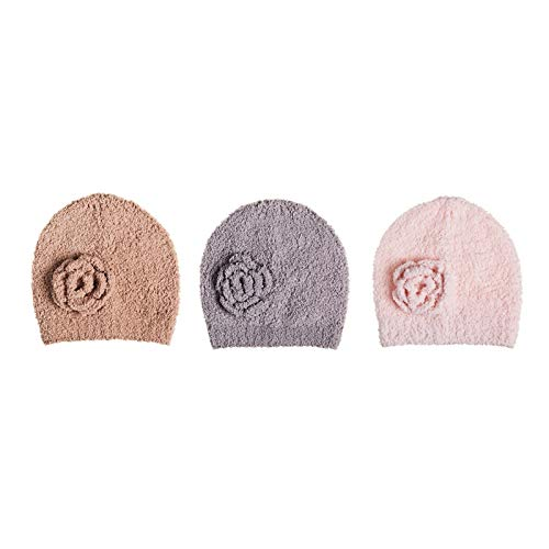 lle Hat, 3 Asst, Pink, Gray, Stone ()