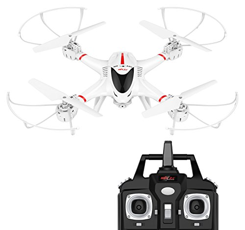 DBPOWER MJX X400W FPV Drone with Wifi Camera - Rc Helicopter From Amazon
