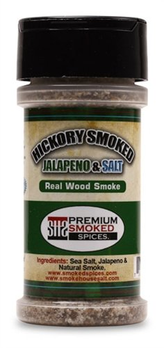 SHS Premium Smoked Spices - Hickory Smoked Jalapeno & Salt 2.5oz ()