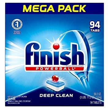 Amazon.com: All in 1-94ct - Detergente para lavavajillas ...
