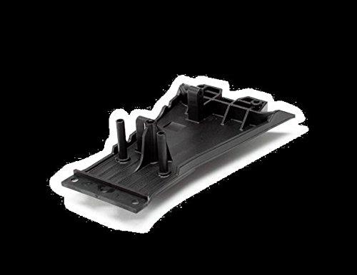 Traxxas Lower Chassis - Traxxas Lower Chassis, Low CG, Black