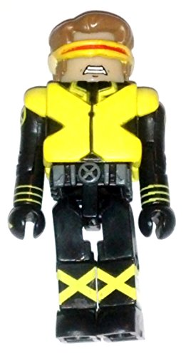 Marvel Minimates Darktide Set Cyclops Figure (Loose)