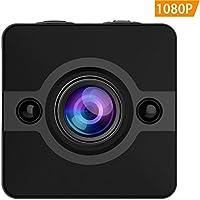 Impermeable FabQuaity mini cámara de visión nocturna SQ12 BONUS HD ...