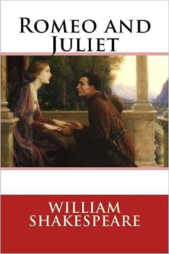 Romeo and Juliet: William Shakespeare: 9781505259568: Amazon.com ...
