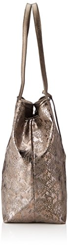 Tailor Tom totes Bolsos Mila Vip Denim Marrón Bronze Mujer dzwpqxzS