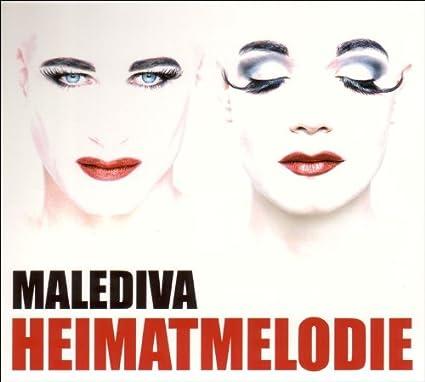 Malediva Heimatmelodie. CD. Live aus der Bar jeder Vernunft.