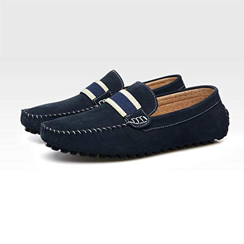 Y Zapatos Slip Cómodos ons Mocasines Deportivo Diario Do Calzado Verano Para De Hombres zapatilla Zapatillas Deporte Yaxuan Cordones Con vTYaqXwz