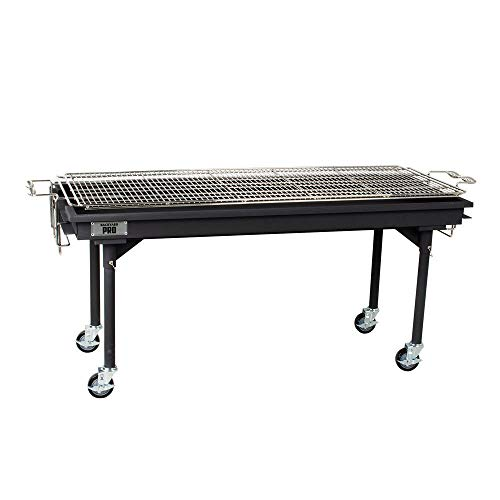 60″ Heavy-Duty Outdoor Portable Charcoal Grill with Removable Legs & Cover by LOWPRICESUPPLY