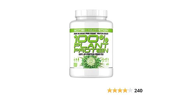 Scitec Nutrition 100% Plant Protien Vainilla Plátano 900 gr ...