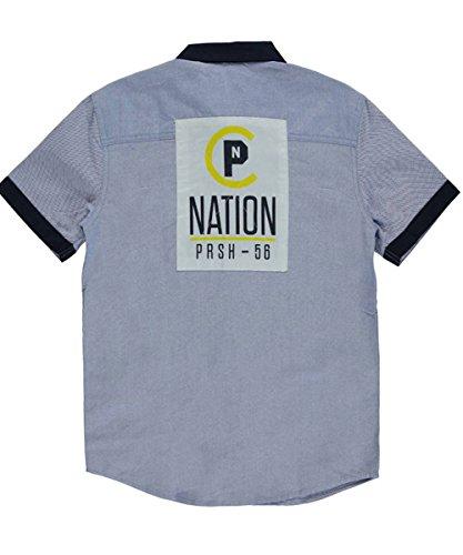 PARISH NATION Big Boys Patch Logo S//S Shirt