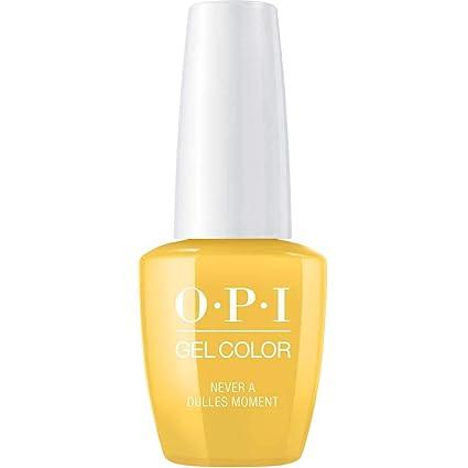 OPI Gel, Esmalte de gel de uñas (Never a Dulles Moment) - 15 ...