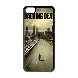 iPhone 5c Cell Phone Case Black The Walking Dead VIU990818