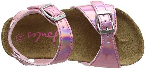 Tom Joule Mädchen Jnr Girls Tippy Toes Sandalen Pink (Pearl)