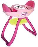 Smoby - 024143 - Accessoire Pour Poupée - Chaise Haute Jumeaux - Minnie
