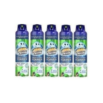 Amazon.com: Scrubbing Bubbles 39572 Dow Bathroom Cleaner