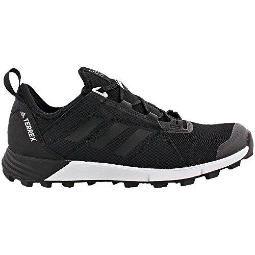 Course Chaussures Agravic Adidas Terrex Pied Homme blanc Trail Speed À Noir Pour De wpYY6tx8