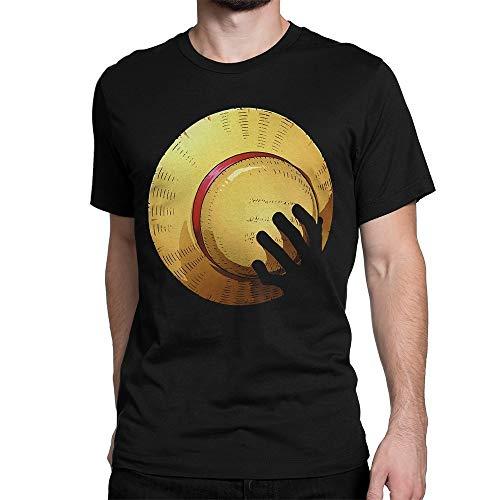 Anvil T-shirt Hat - Straw Hat T-Shirt