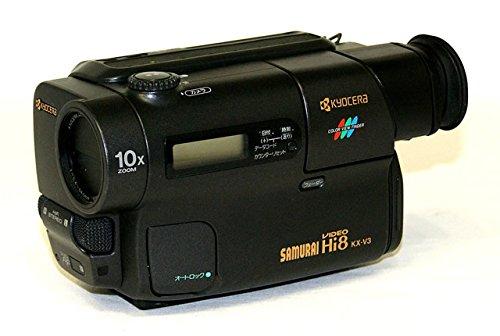 格安即決 KYOCERA 京セラ KX-V3 B07BKQQ8ZD SAMURAI Hi8/8mmビデオカメラレコーダー ハンディカム KYOCERA 液晶モニター非搭載 B07BKQQ8ZD, 商売繁昌SHIMBI:a58e7965 --- by.specpricep.ru