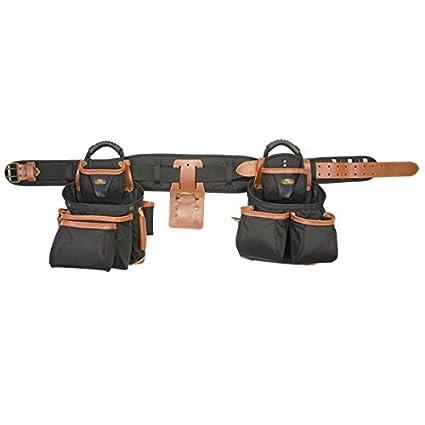 clc custom leathercraft 51452 4 piece top of the line pro framer's ...