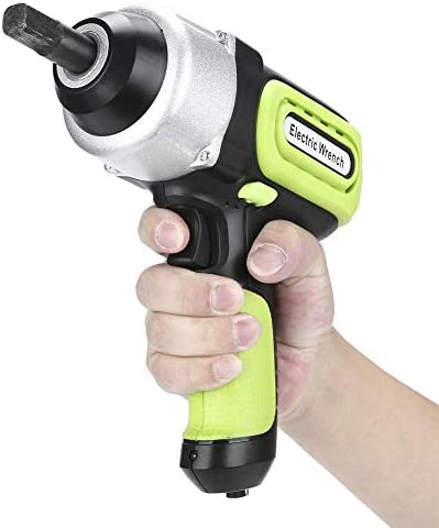 Impact Wrench 12V Electric 420N.M High Torsion Professional Tire Change Replace Tool