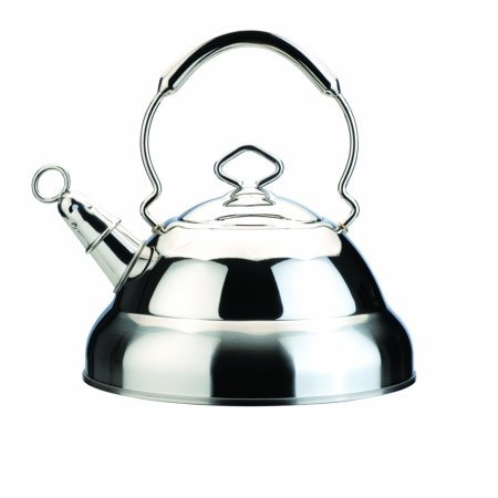 Berghoff 1104126 Whistling Tea Kettle, 11-Cups