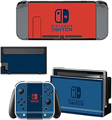 SKINOWN™ Vinyl Cover Decals Skin Sticker for Nintendo Switch ...
